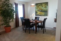 2bed/2bath Dining Room